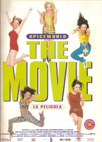 Spice World: The Movie - 27 x 40 Movie Poster - Spanish Style A