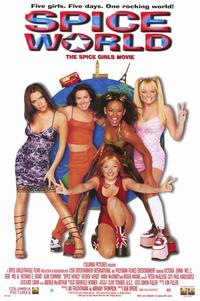 Spice World: The Movie - 11 x 17 Movie Poster - Style A - Museum Wrapped Canvas