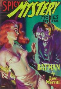 Spicy Mystery Stories (Pulp) - 11 x 17 Pulp Poster - Style A