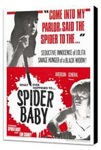 Spider Baby or, The Maddest Story Ever Told - 11 x 17 Movie Poster - Style A - Museum Wrapped Canvas