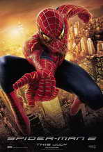 Spider-Man 2 - 27 x 40 Movie Poster - Style E