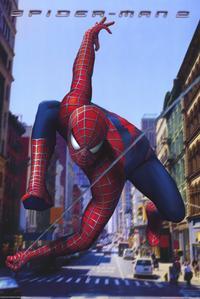 Spider-Man 2 - 11 x 17 Movie Poster - Style C