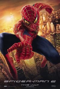 Spider-Man 2 - 11 x 17 Movie Poster - Style F