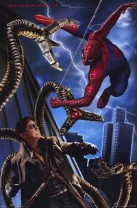 Spider-Man 2 - 11 x 17 Movie Poster - Style H