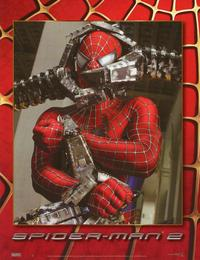 Spider-Man 2 - 11 x 14 Movie Poster - Style F