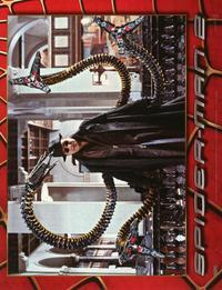 Spider-Man 2 - 11 x 14 Movie Poster - Style G