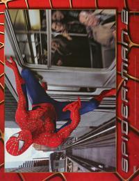 Spider-Man 2 - 11 x 14 Movie Poster - Style H