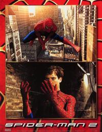 Spider-Man 2 - 11 x 14 Movie Poster - Style J