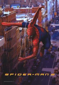 Spider-Man 2 - 11 x 17 Movie Poster - Style K