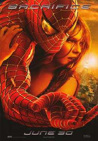 Spider-Man 2 - 43 x 62 Movie Poster - Bus Shelter Style A