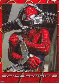 Spider-Man 2 - 11 x 14 Poster German Style C