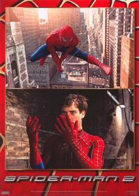 Spider-Man 2 - 11 x 14 Poster German Style D