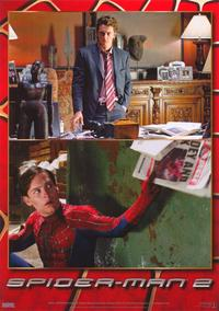 Spider-Man 2 - 11 x 14 Poster German Style G