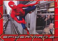 Spider-Man 2 - 11 x 14 Poster German Style H