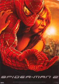 Spider-Man 2 - 11 x 14 Poster German Style J