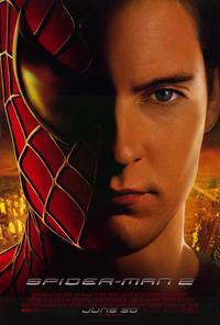 Spider-Man 2 - 27 x 40 Movie Poster - Style C