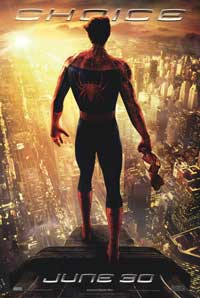 Spider-Man 2 - 43 x 62 Movie Poster - Bus Shelter Style F