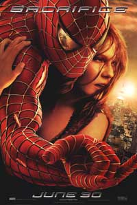 Spider-Man 2 - 43 x 62 Movie Poster - Bus Shelter Style D