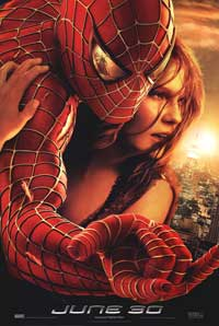 Spider-Man 2 - 43 x 62 Movie Poster - Bus Shelter Style E