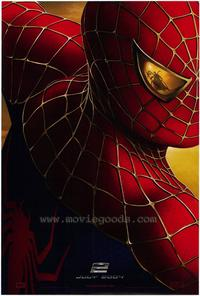 Spider-Man 2 - 43 x 62 Movie Poster - Bus Shelter Style B