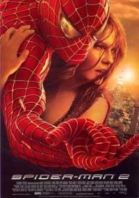 Spider-Man 2 - 11 x 17 Movie Poster - Spanish Style B