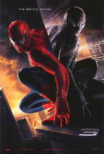 Spider-Man 3 - 11 x 17 Movie Poster - Style B