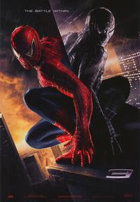 Spider-Man 3 - 43 x 62 Movie Poster - Bus Shelter Style B