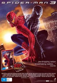 Spider-Man 3 - 43 x 62 Movie Poster - Bus Shelter Style D