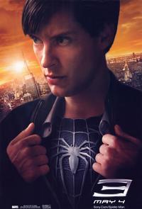 Spider-Man 3 - 11 x 17 Movie Poster - Style Q