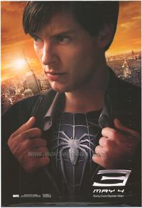 Spider-Man 3 - 43 x 62 Movie Poster - Bus Shelter Style E