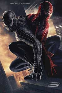Spider-Man 3 - 43 x 62 Movie Poster - Bus Shelter Style C