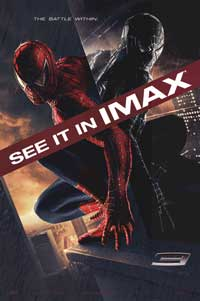Spider-Man 3 - 43 x 62 Movie Poster - Bus Shelter Style F