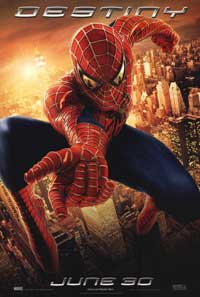 Spider-Man 3 - 43 x 62 Movie Poster - Bus Shelter Style G