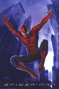 Spider-Man - 11 x 17 Movie Poster - Style B