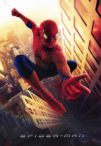 Spider-Man - 43 x 62 Movie Poster - Bus Shelter Style B