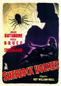 Spider Woman - 11 x 17 Movie Poster - Style B