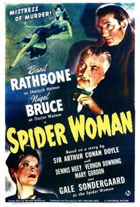 Spider Woman - 27 x 40 Movie Poster - Style A