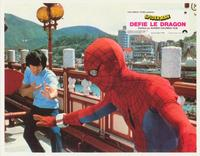 Spiderman - The Dragon's Challenge - 8 x 10 Color Photo Foreign #6