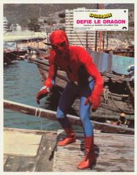 Spiderman - The Dragon's Challenge - 11 x 14 Poster French Style D