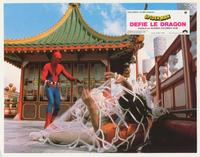 Spiderman - The Dragon's Challenge - 11 x 14 Poster French Style G