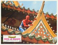 Spiderman - The Dragon's Challenge - 11 x 14 Poster French Style K