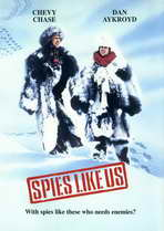 Spies Like Us - 11 x 17 Movie Poster - Style C