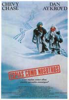 Spies Like Us - 11 x 17 Movie Poster - Spanish Style A
