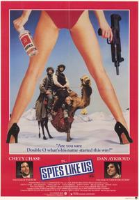 Spies Like Us - 11 x 17 Movie Poster - Style A