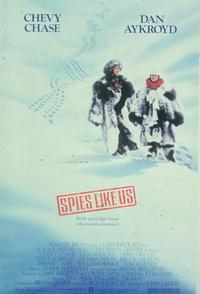 Spies Like Us - 8 x 10 Color Photo #17