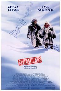 Spies Like Us - 27 x 40 Movie Poster - Style B