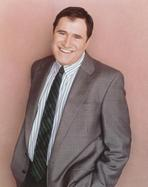 Spin City - Spin City Cast Member smiling in a Portrait wearing Formal Suit