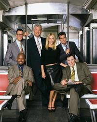 Spin City - 8 x 10 Color Photo #14