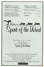 Spirit of the Wind - 27 x 40 Movie Poster - Style A