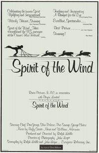 Spirit of the Wind - 11 x 17 Movie Poster - Style A